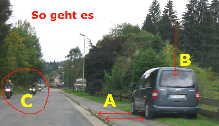 Mobile Blitzer Karte.Blitzer Im Motorradschutzgebiet Harz